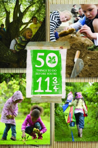 50 Things to Do Before You're 11 3/4 by Jane Eastoe