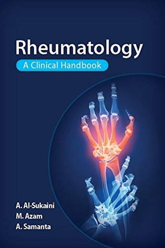 Rheumatology: A clinical handbook, for medical students and junior doctors By Ahmad Al-Sukaini (University of Leicester, UK)