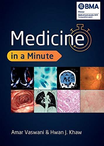 Medicine in a Minute By Amar Vaswani