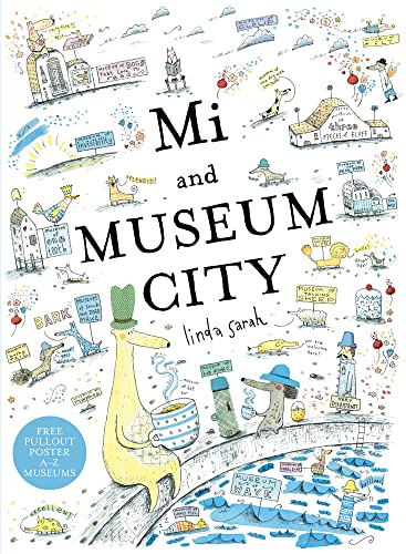 Mi and Museum City By Sarah Linda