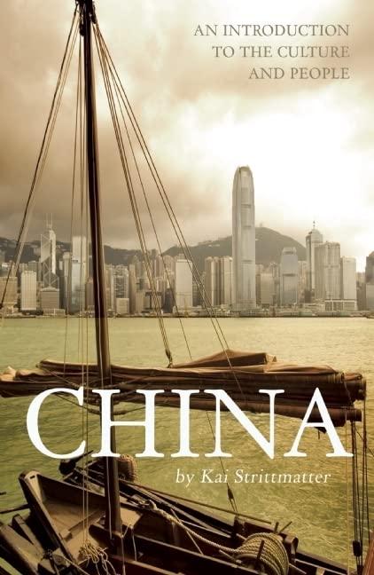 China By Kai Strittmatter