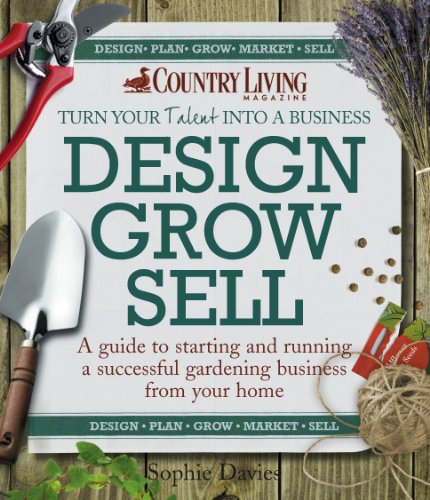 Design Grow Sell By Sophie Davies