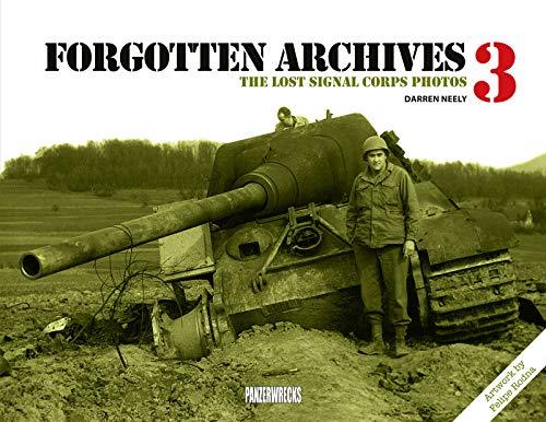 Forgotten Archives 3 By Darren Neely