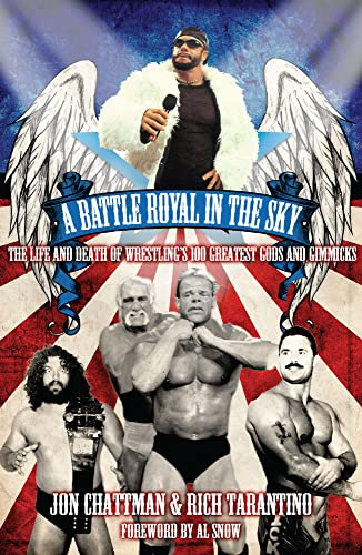 A Battle Royal in The Sky By Rich Tarantino
