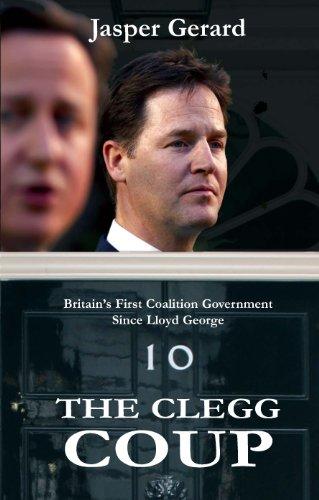 Clegg Coup By Jasper Gerard