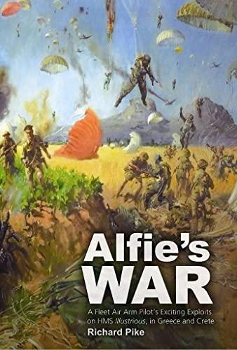 Alfie's War By Richard Pike