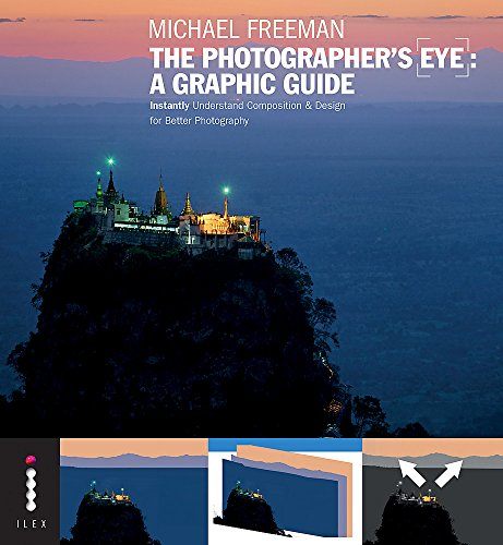 The Photographer's Eye: A Graphic Guide: Instantly Understand Composition and Design for Better Photography by Michael Freeman