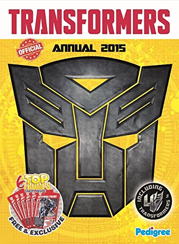 Transformers Annual: 2015 by