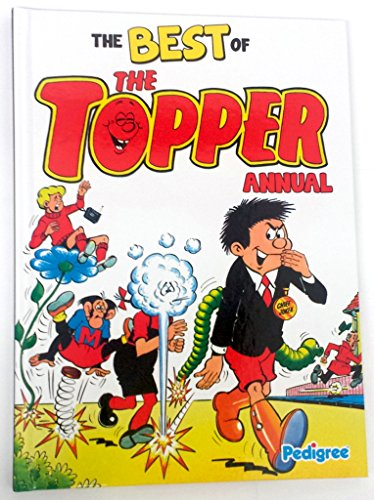 The Best Of The Topper Annual Hardcover Pedigree