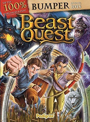 Beast Quest Bumper Annual By Pedigree Books Ltd