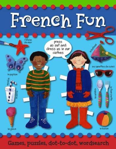 French Fun by Lone Morton