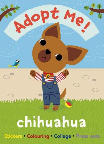 Adopt Me! Chihuahua By Olivia Cosneau