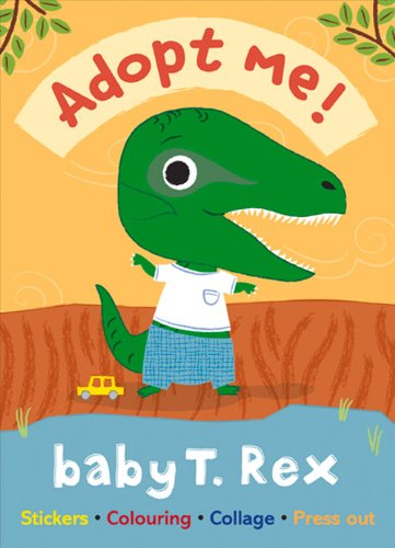 Baby T. Rex By Olivia Cosneau