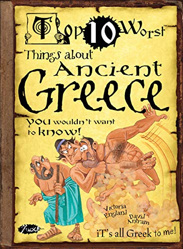 Things About Ancient Greece By Victoria England