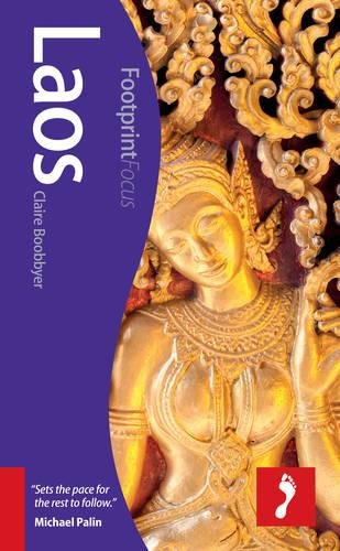 Laos Footprint Focus Guide By Claire Boobbyer