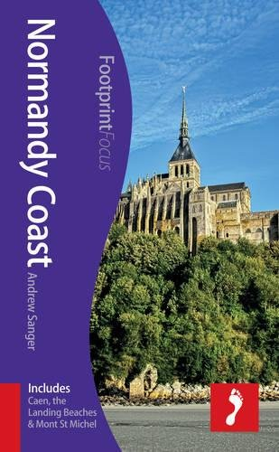 Normandy Coast Footprint Focus Guide By Andrew Sanger