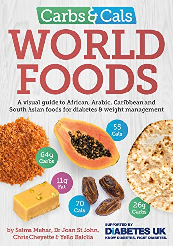 Carbs & Cals World Foods By Salma Mehar