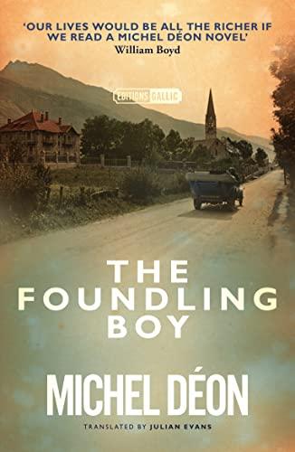 Foundling Boy By Michel Deon