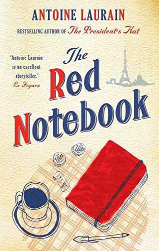 Red Notebook By Antoine Laurain
