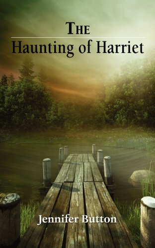 The Haunting Of Harriet By Jennifer Button Used Good border=
