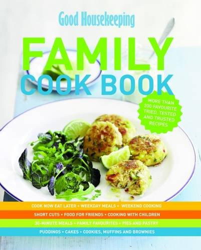 The Family Cook Book by Good Housekeeping Institute