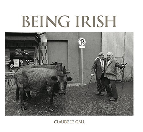 Being Irish By Claude Le Gall