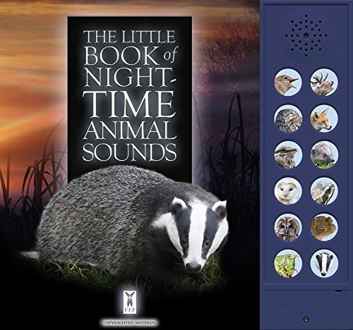 The Little Book of Night-Time Animal Sounds By Caz Buckingham