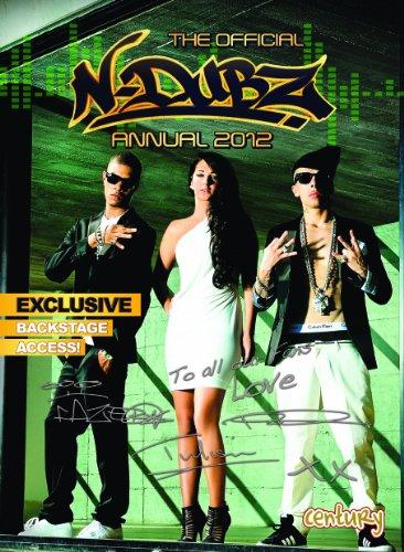 N-Dubz Official Annual 2012 By Mandy Acrher