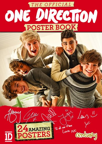The Official One Direction Poster Book von Century Books Ltd