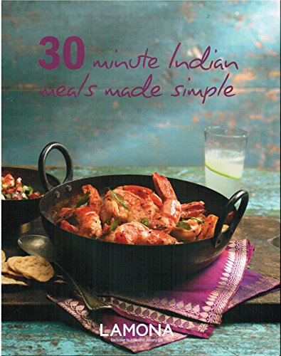 30 Minute Indian Meals Made Simple By Sunil Vijayakar