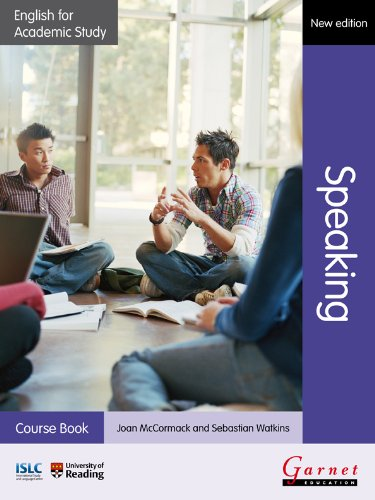 English for Academic Study: Speaking Course Book with audio CDs - 2012 Edition