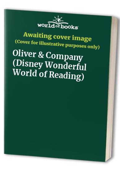 Oliver & Company (Disney Wonderful World of Reading)