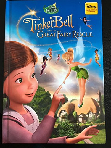 Tinker Bell Great Fairy Rescue by