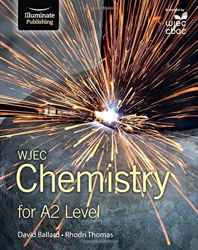 WJEC Chemistry for A2 By Rhodri Thomas