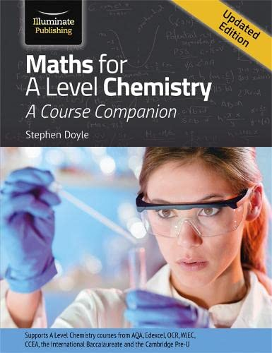 Maths for A Level Chemistry By Stephen Doyle