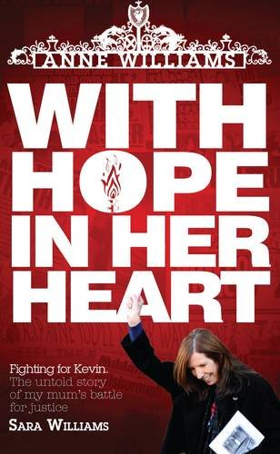 With Hope in Her Heart - Anne Williams by Sara Williams