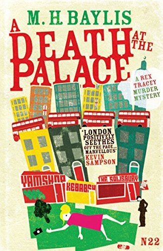 A Death at the Palace by M. H. Baylis