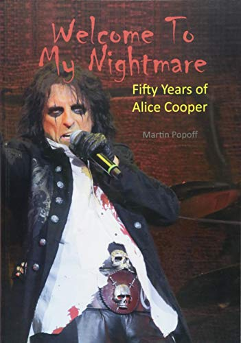 Welcome To My Nightmare By Martin Popoff