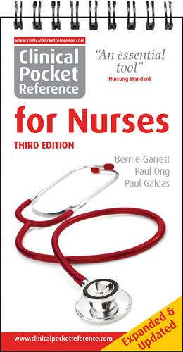 Clinical Pocket Reference for Nurses, expanded 3e By Bernie Garrett