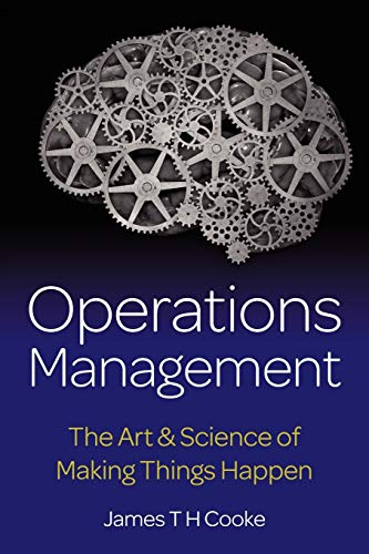 Operations Management By James Cooke