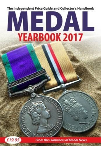 Medal Yearbook 2017 Edited by John Mussell