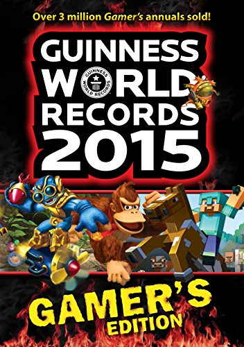 Guinness World Records Gamer's Edition 2015 by Guinness World Records