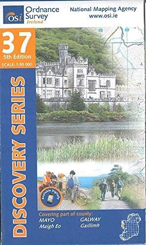 Mayo (SW), Galway By Ordnance Survey Ireland