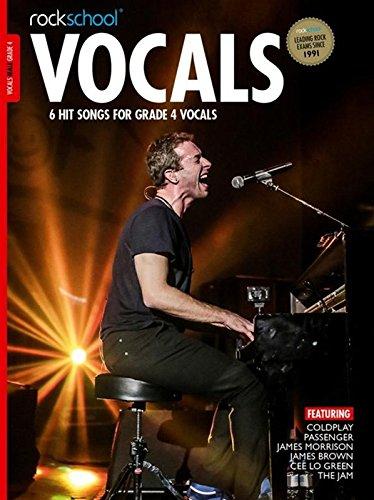 Rockschool Male Vocals Grade 4 (2014-2017) By James Uings