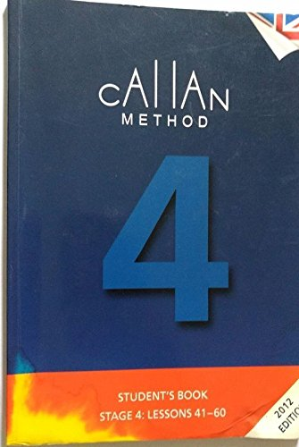 Student's Book - Stage 4 by R.K.T Callan
