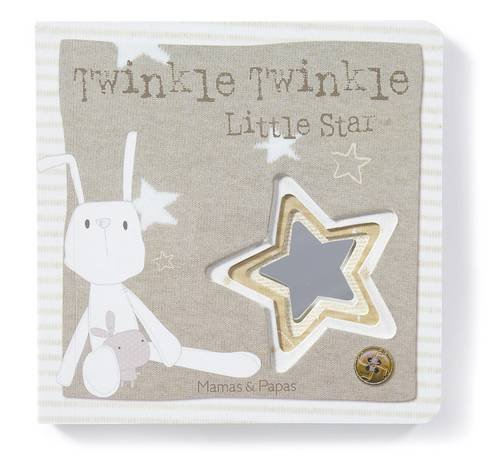 Mamas & Papas Millie and Boris Twinkle Little Star Book By Mamas and Papas