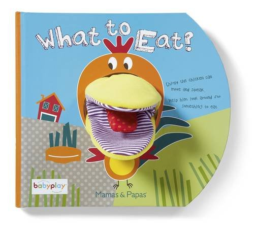 Mamas & Papas What to Eat? Book By Mamas and Papas