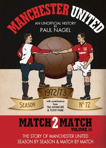 Manchester United Match2Match By Paul Nagel