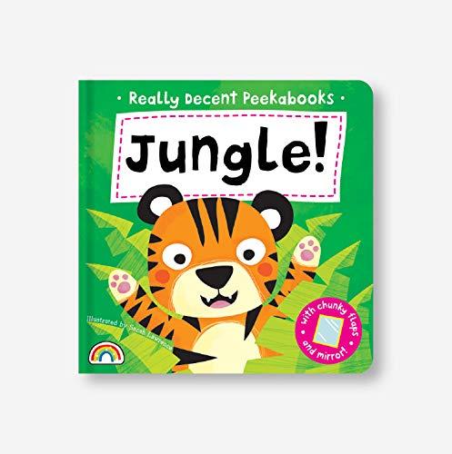 Peekabooks - Jungle By Sarah Lawrence