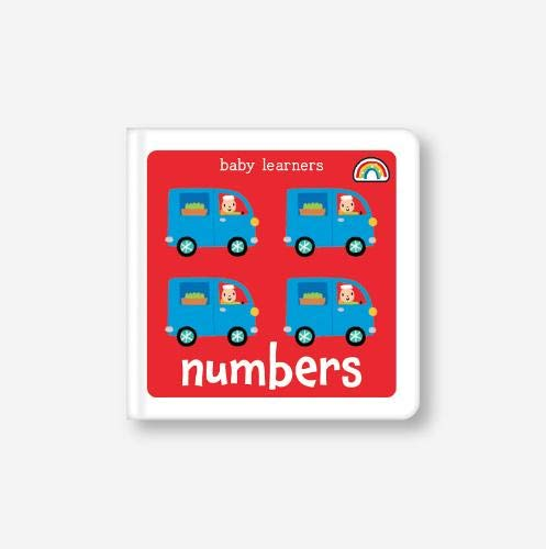 Baby Learners - Numbers By Philip Dauncey